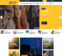 Mercury Corporate Website